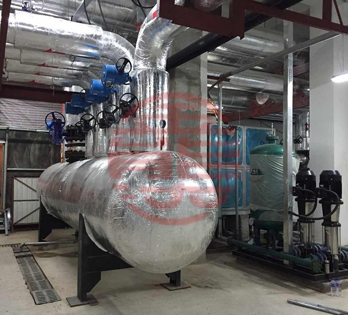 高效分集水器