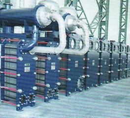 高力板式换热器