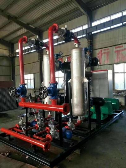 济南管壳式换热器