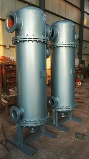 立式管壳式换热器