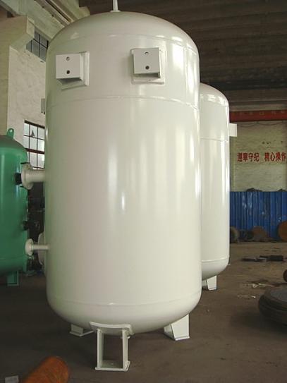 泰安压缩空气储罐