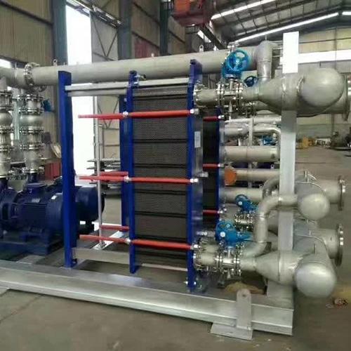 西北板式换热机组定制