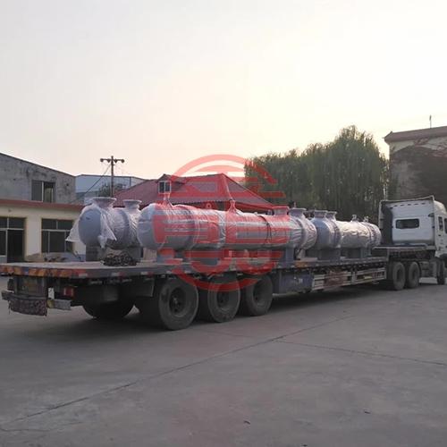 卧式管壳式换热器厂家