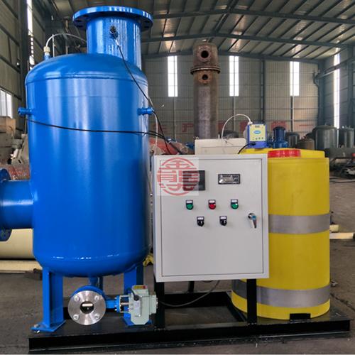 全自动物化法综合水处理器