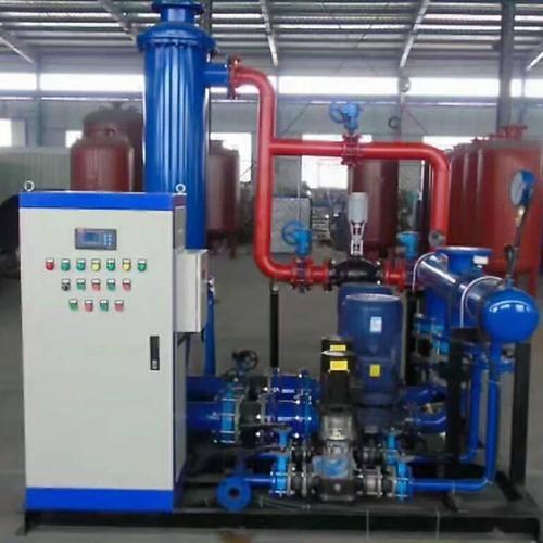 管壳式换热机组厂家