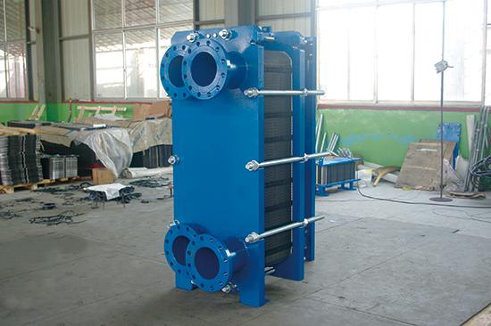 板式换热机组应该怎么安装