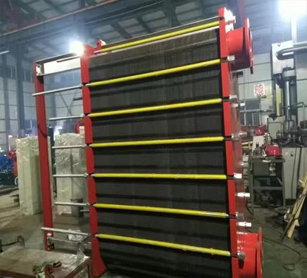 济南板式换热器换热效率怎么提高