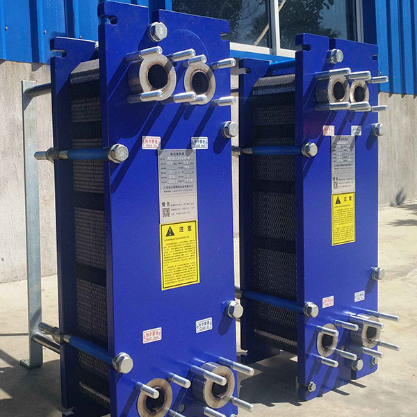 济南板式换热器的清洗流程